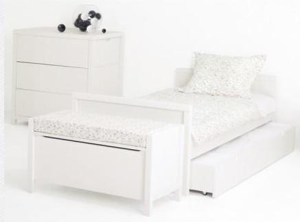Craquez pour la chambre Quax Joy Blanche White, aux meubles assortis